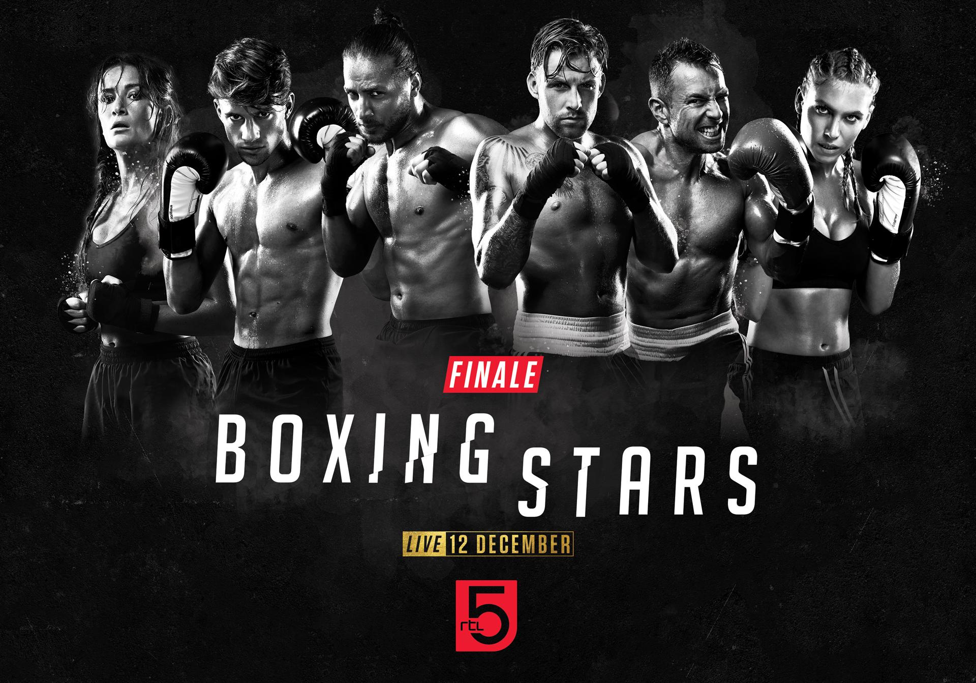 Boxing Star Joey a.k.a. DJ Matsoe Matsoe door naar de finale!